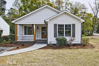 Kirkwood Single Family Home Under Contract: 117 Rockyford Rd
