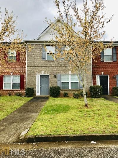 Douglasville Condo/Townhouse New: 7712 Autry Cir #302