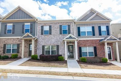 Kennesaw Condo/Townhouse For Sale: 3929 Cyrus Crest Cir