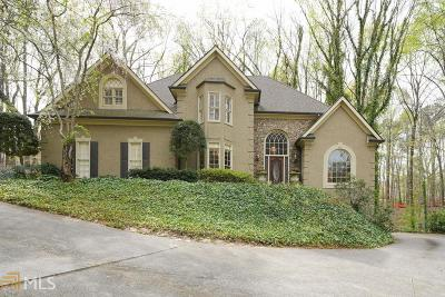 Kennesaw Single Family Home New: 5004 Barnwood Ter