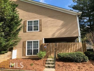 Norcross Condo/Townhouse Under Contract: 964 Wuthering Way