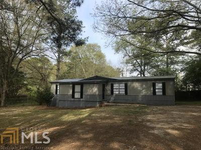 Loganville Single Family Home Under Contract: 4793 Walnut Ct