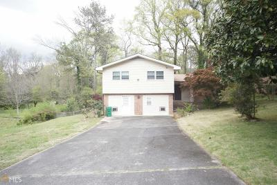 Chamblee Single Family Home Under Contract: 3181 Barkside Ct