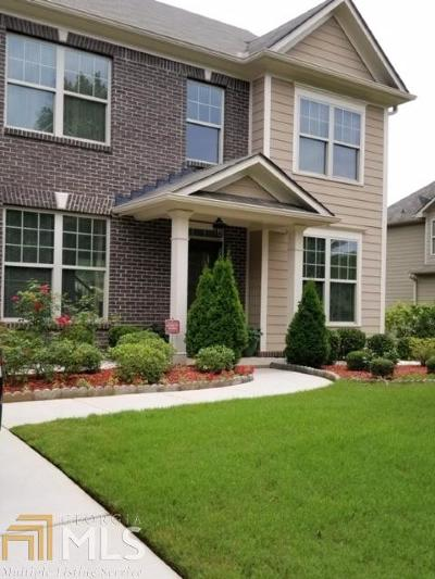 Austell Single Family Home For Sale: 823 Wade Farm Dr #71