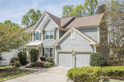 Kennesaw Single Family Home Under Contract: 2728 Spindletop Ln