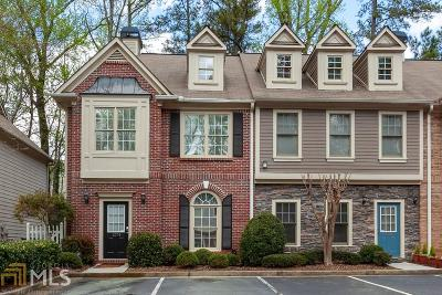 Roswell Condo/Townhouse For Sale: 1274 Harris Commons Pl