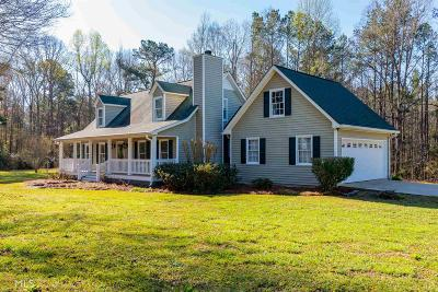 Senoia Single Family Home For Sale: 425 Rowe Rd