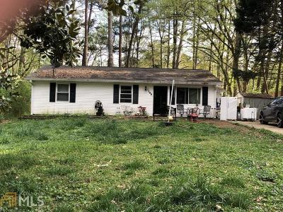 Lawrenceville Single Family Home Under Contract: 1266 Haliburton Ave