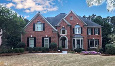 Johns Creek Single Family Home Under Contract: 5785 Seven Oaks Pkwy