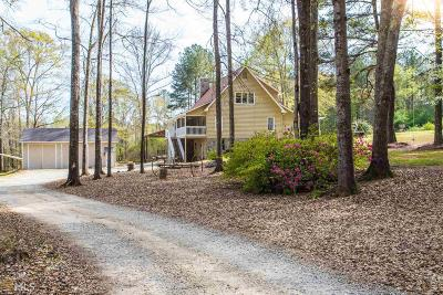 Newnan Single Family Home Under Contract: 1311 Brimer Rd