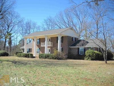 Franklin County Single Family Home For Sale: 451 Toms Creek Rd Hwy 145 #1