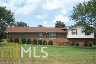 Griffin Single Family Home For Sale: 214 Patton Rd