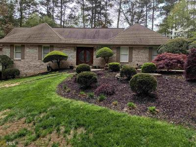 Stone Mountain Single Family Home For Sale: 1664 Trotters Ln