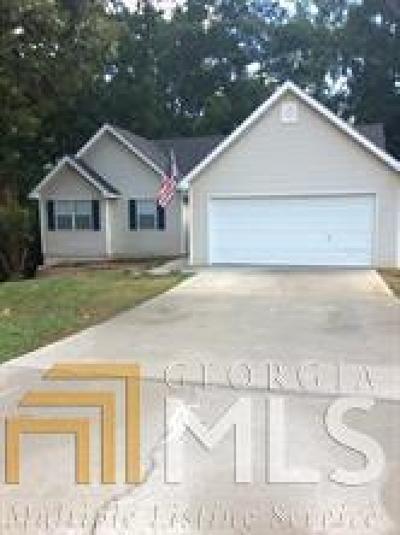 Cartersville Single Family Home New: 35 SW Stonecreek