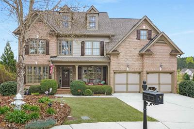 Dacula Single Family Home Under Contract: 1558 Autumn Sage