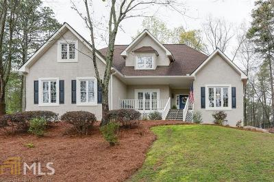 Johns Creek Single Family Home For Sale: 120 Brookshire Lake