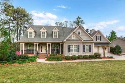 Newnan Single Family Home For Sale: 41 Marina Dr