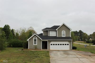 Loganville Single Family Home Under Contract: 3391 Youth Monroe Rd
