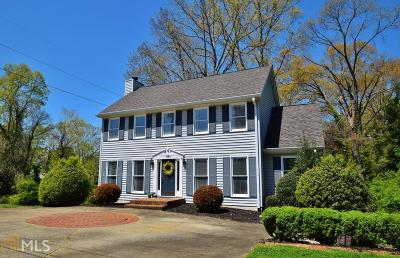 Cumming, Gainesville, Buford Single Family Home For Sale: 729 Crestview Ter