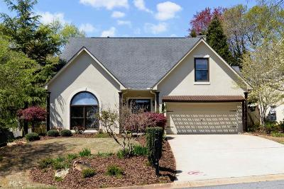Kennesaw Single Family Home Contingent With Kickout: 419 NW Laurian Way
