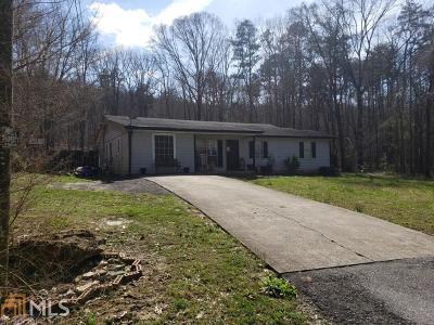 Cartersville Single Family Home New: 30 SE Backus Rd