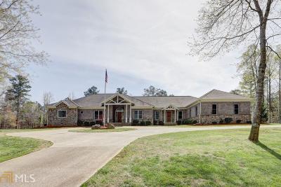 Alpharetta, Milton, Roswell Single Family Home For Sale: 16280 New Bullpen Rd