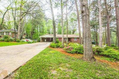 Lilburn Single Family Home Under Contract: 429 Dorsey Cir