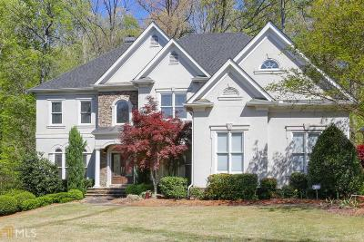 Marietta, Roswell Single Family Home For Sale: 4841 Rivercliff Dr