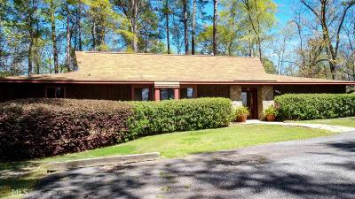 Muscogee County Single Family Home For Sale: 1095 Double Churches Rd