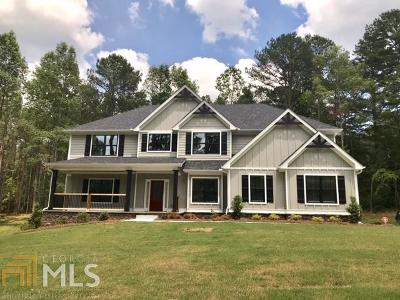 Coweta County Single Family Home For Sale: 835 Jim Starr Rd #11
