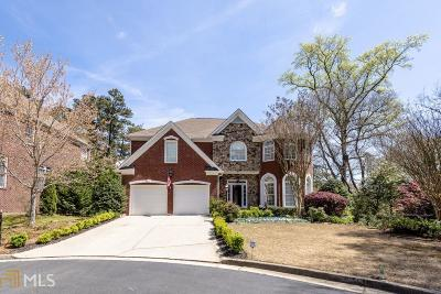 Single Family Home For Sale: 857 Wescott Ln