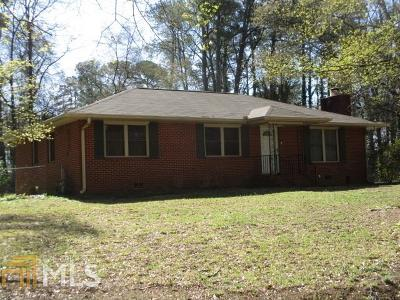 Lithia Springs Single Family Home New: 6480 Gordon St S