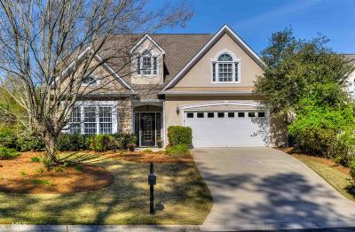 McDonough Single Family Home Under Contract: 643 Champions Dr