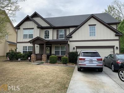 Snellville Single Family Home For Sale: 3411 Park Glenn Ln