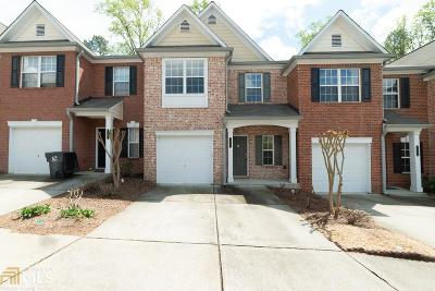 Lawrenceville Condo/Townhouse Under Contract: 3800 Pleasant Oaks Dr