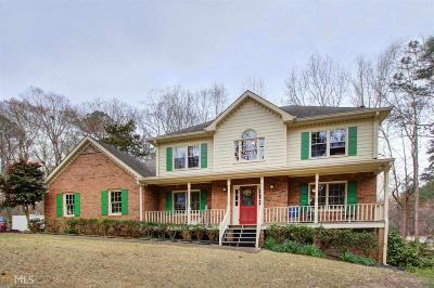 Stone Mountain Single Family Home Under Contract: 2791 Mossy Creek Dr #A10