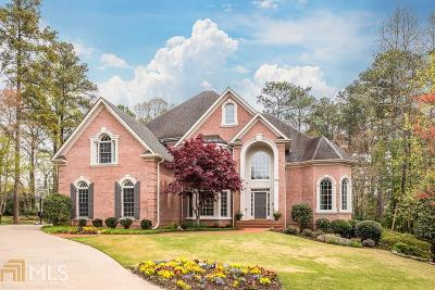 Roswell Single Family Home Under Contract: 3202 Alston