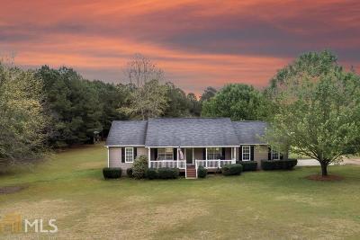 Monroe Single Family Home Under Contract: 3953 Mt Carmel Church Rd