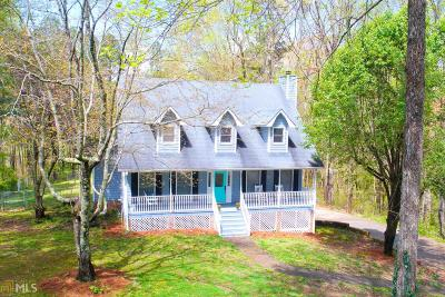 Carrollton Single Family Home Under Contract: 28 Poplar St