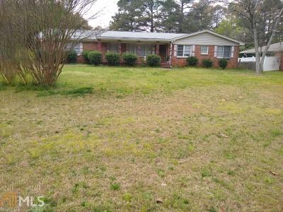 Single Family Home Under Contract: 7429 Taylor Rd