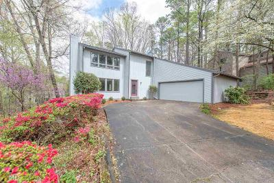Roswell Single Family Home For Sale: 4290 Inverness Ct
