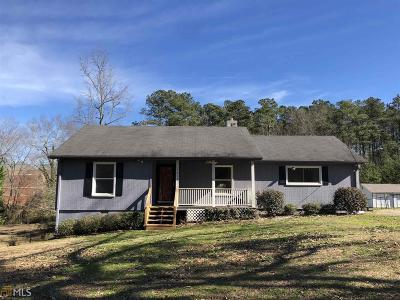Griffin Single Family Home Under Contract: 1412 Rainbow Cir