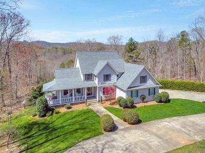 Habersham County Single Family Home Under Contract: 375 Ridgewood Rd