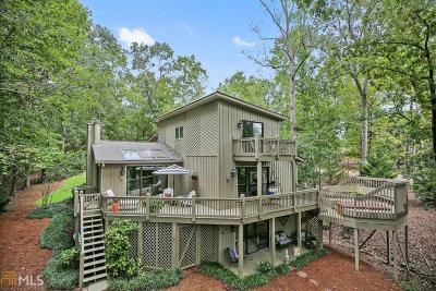 Cumming, Gainesville, Buford Single Family Home Under Contract: 9900 Kings Rd