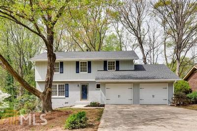 Stone Mountain Single Family Home For Sale: 4269 Bramwell Dr