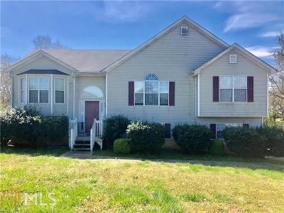 Douglasville Single Family Home New: 37 Ridgefield