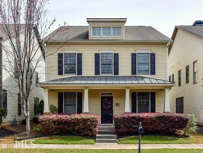 Suwanee Single Family Home Under Contract: 3803 Baxley Pine Trl