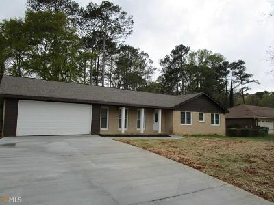 Lilburn Single Family Home For Sale: 1865 Lake Lucerne Rd
