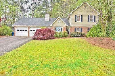 Kennesaw Single Family Home Under Contract: 3123 Calumet Cir