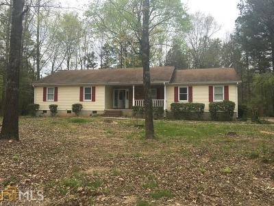 Conyers Single Family Home Under Contract: 4185 Lance Cir